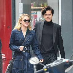 Cole and Lili in Paris (April 2)