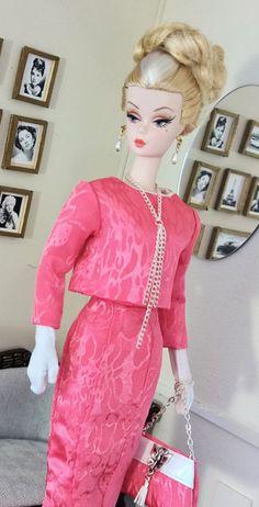 "OOAK Fashions for Silkstone / 12"" Fashion Royalty/ Vintage barbie / Poppy parker"