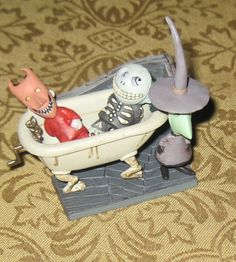 nightmare before christmas Lock shock and barrel figure for sale $10.00