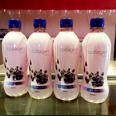 """More Than Bottled Water""  Collagen Water™ has 2.5 grams of VERISOL®, which consists of collagen. Collagen Water™ technology has been developed to focus on health; well-being and most importantly guarantee satisfaction for those interested in being healthy and looking and feeling youthful.  Collagen Water™ Look Well, Feel Well, Do Well"