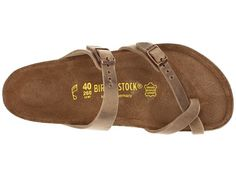 Birkenstock sandals - I totally need a new pair. It's been like 8 years since my last pair.