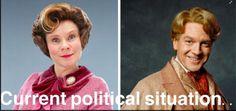 Nah, trump is Voldemort.