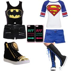 """bff outfit"" by willsgirl1600 on Polyvore"