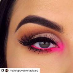 45 Elegant Eye Makeup Ideas For Women All Age To Try Erstaunliche 45 elegante Augen-Make-up-Ideen, damit Frauen alles Alter versuchen Pink Makeup, Cute Makeup, Makeup Art, Hair Makeup, Beauty Makeup, Awesome Makeup, Sfx Makeup, Makeup Style, Simple Makeup