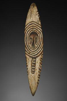 Goaribari Island; Spirit board, kaiaimunu; TC 118