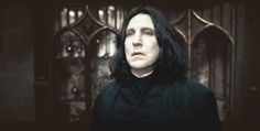 Watching All Of Snape's Scenes In Chronological Order Will Make You Cry, Whether You're A Slytherin Or Not