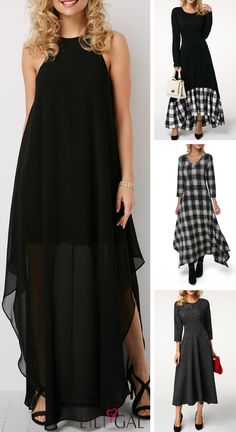 Find a special occasion dress that you'll feel your best in. Shop Liligal for all your holiday wardrobe needs and find a little black dress that's anything but basic. Elegant Dresses, Sexy Dresses, Evening Dresses, Casual Dresses, Fashion Dresses, Look Boho, Club Party Dresses, Dress Up Outfits, Holiday Wardrobe