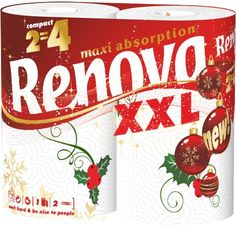Find XXL Christmas Paper Kitchen Towels all year round