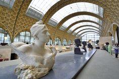 Μουσείο Ορσέ (Musée d'Orsay) , Παρίσι, Γαλλία, Ευρώπη J Paul Getty, Central Hong Kong, Art Central, Hong Kong Art, Singapore City, Van Gogh Museum, Time In The World, Virtual Art, Thai Art