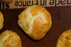 Smoked Cheddar Gougeres from @1840Farm using the #OXO Food Scale and Grater. #SideofOXO