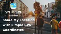 """Stamp and share your current GPS coordinate with friends and families using """"Share My Location with simple GPS Coordinates"""" By using this App, you can save the Locations of places with custom names, and you can even share your Pictures having GPS status to your family, friends when you're on a way to home, or at some other place.  #gps #map #camera #photo #location #travel #city #explore #latitude longitude #tracking #app #android"""