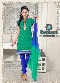 Enriching Salwar Suits For Ethnic Collection(253D)  Please visit below link http://www.satrani.com/salwar-suits&catalog=596  For more queries,  email id: inquiry@satrani.com Contact no.: 09737746888(whats app available)