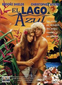 Els llacs en l'àmbit del cine: El llac blau és una pel·lícula estrenada l'any 1981, ambientada en una illa amb un gran llac.