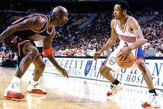 Michael Jordan Named 1988 Defensive Player of the Year ...