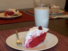 My Dessert Compartment Still Feels Empty: Norske Nook Sour Cream Raspberry Pie