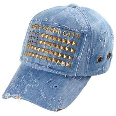 Refreshing Autumn Jean Autumn Baseball Caps(Light Blue)  8d091c2d3526