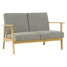Iniko Telford Dolphin 2 Seater Sofa
