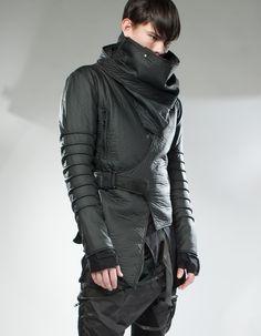 Mission to Mars Dystopian Fashion, Cyberpunk Fashion, Dark Fashion, Urban Fashion, Mens Fashion, Steampunk Fashion, Modern Fashion, Gothic Fashion, Mode Masculine