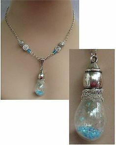 Silver Celtic Glass Vial Pendant Necklace Jewelry Handmade Accessories Fashion http://cgi.ebay.com/ws/eBayISAPI.dll?ViewItem&item=151213382717