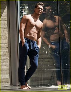 Shirtless David Gandy Models His Underwear Collection Looking Hotter Than Ever