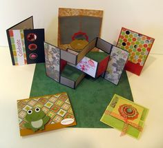 Card Crazy Class 4 Mixed Media, Paper Crafts, Gift Wrapping, Stamp, Scrapbook, Creative, Cards, Gifts, Gift Wrapping Paper
