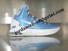 Nike KD V Sky Blue White Metallic White
