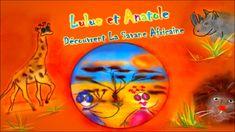 Lulue et Anatole Découvrent La Savane Africaine - Lulue et Anatole Movies, Movie Posters, Film Poster, Films, Popcorn Posters, Film Books, Movie, Film Posters, Posters