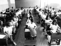 Sala de aula #80s
