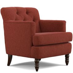 Buy Elm Sangria Red Tufted Accent Chair today at jcpenney.com. You deserve great deals and we've got them at jcp!