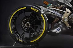 Another custom Ducati unveiled at Verona, the XDiavel based DraXter. Wearing Panigale suspension and brakes and sporting a new, higher powered 1260cc L-twin engine, this beasts ready to tear apart the drag strip. Click the photo for more...
