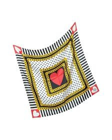 30th Anniversary Special Edition Square Scarf - Moschino