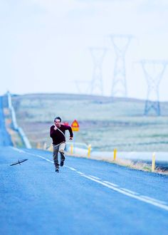 Run, and bike. Like Walter. :) Life is about courage and going into the unknown. The Secret Life of Walter Mitty Love Movie, Movie Tv, Movies Showing, Movies And Tv Shows, Life Of Walter Mitty, Ben Stiller, Film Serie, Moving Pictures, Secret Life