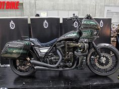 Custom Motorcycle Choppers Parts News Events Pictures