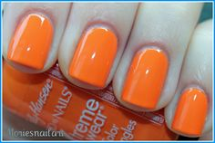 Sally Hansen Sun Kissed
