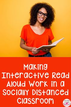 This blog post is all about making interactive read aloud lessons work in a socially distanced classroom. I provide five tips to making these reading activities effective and meaningful for students, even when distanced. These tips are perfect for any teacher who teaches reading workshop! 5th grade, 4th grade and 3rd grade teachers will love these free teaching tips. These classroom management strategies are perfect for upper elementary teachers, new and veteran! #readingteachers #fifthgrade Classroom Management Strategies, Teaching Strategies, Teaching Tips, Reading Activities, Teaching Reading, Learning, Small Group Reading, Interactive Read Aloud, Readers Workshop