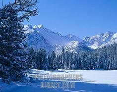 Rocky Mountain National Park, Estes Park, CO - Bear Lake