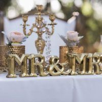 After 15 years, this stylish duo tied the knot in A Classic Vineyard Wedding with a Touch of Vintage California Charm that is all kinds of pretty.