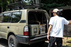 Toyota Land Cruiser Prado, Bike Design, Motor Car, Motorbikes, Cars Motorcycles, Offroad, Trucks, Camping, Campsite
