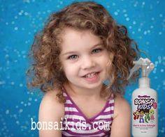 Beautiful Bonsai girl - kidsshampoo-kidsconditioner-kidsdetangler-kidsgel