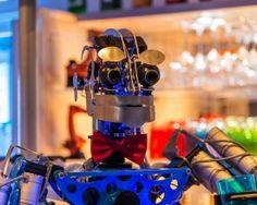 Robots achter de bar op jouw event?