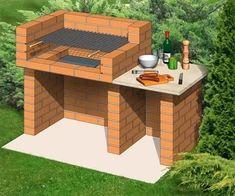 New ideas for backyard bbq brick outdoor fireplaces - Backyard Landscaping Backyard Patio Designs, Backyard Bbq, Backyard Ideas, Landscaping Ideas, Backyard Landscaping, Backyard Plants, Porch Ideas, Patio Ideas, Outdoor Ideas
