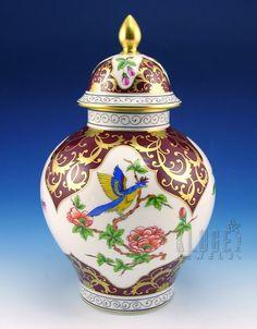 Ajka Porcelain Urn