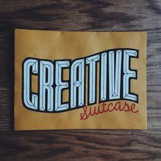 Designer Sends Resume In Gorgeous Hand-Lettered Envelopes, Impresses Employers - DesignTAXI.com
