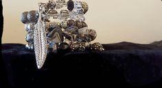 Brooch, Crown, Jewelry, Design, Brooch Pin, Corona, Jewlery, Jewels, Jewerly