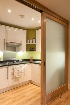Image result for design for sliding door between utility and kitchen
