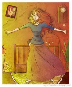 James and Lily Potter by LilyRedHaired on DeviantArt Lily Potter, Harry Potter Fan Art, Harry Potter World, Fans D'harry Potter, Mundo Harry Potter, James Potter, Harry Potter Universal, Harry Potter Memes, Lily Evans Potter