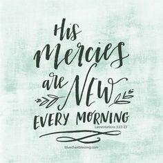 new mercies everyday