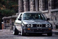 Bmw E30 Coupe, Retro Cars, Old School, Design