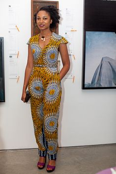 Street Style: 33 Show-Stopping Looks From the Africa's Out! Gala