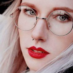 0a47288099 Vintage Round Glasses Men Sunglasses Women Metal Frame Clear Lens  Transparent Harry Potter Eyewear Retro Female Optics Eyeglasse